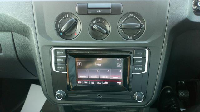 2017 Volkswagen Caddy 2.0 Tdi Bluemotion Tech 102Ps Startline Van (GD17ETR) Image 17