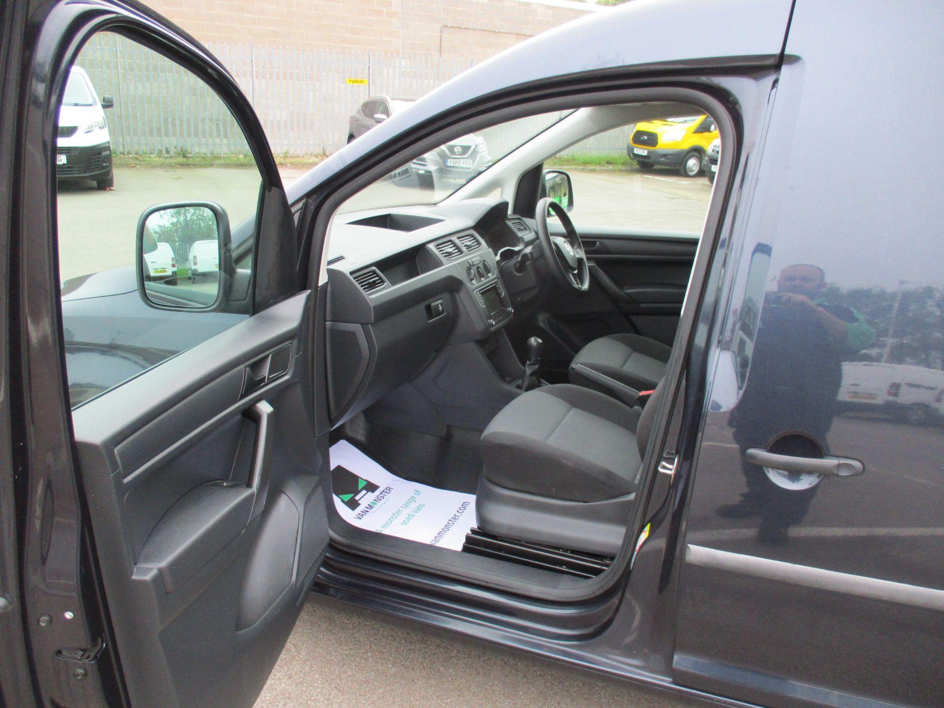 2017 Volkswagen Caddy 2.0 Tdi Bluemotion Tech 102Ps Startline Van (GD17EUO) Image 12