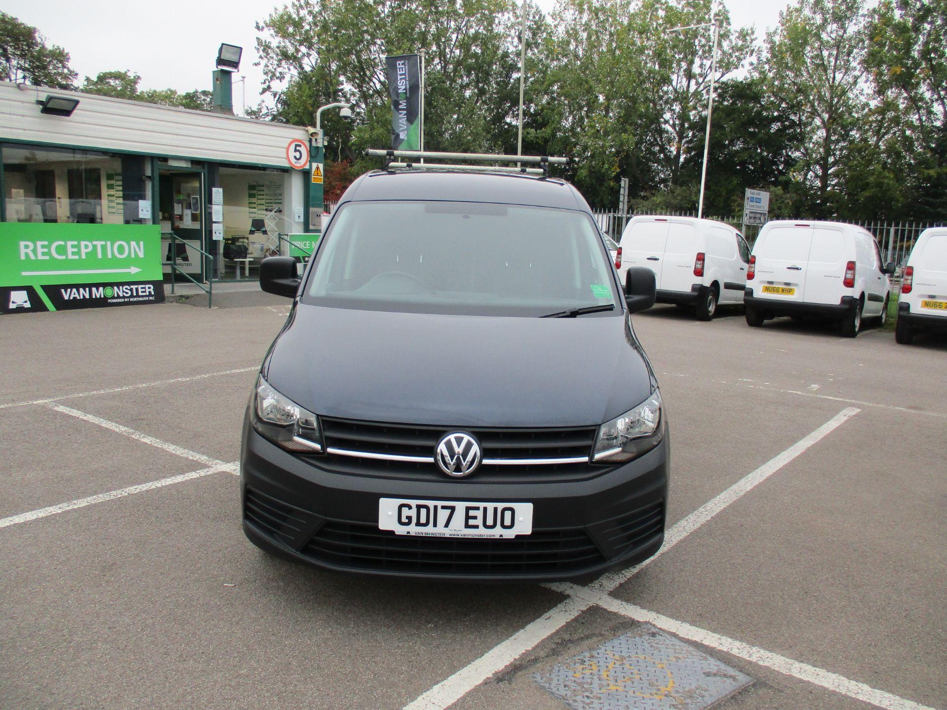2017 Volkswagen Caddy 2.0 Tdi Bluemotion Tech 102Ps Startline Van (GD17EUO) Image 10