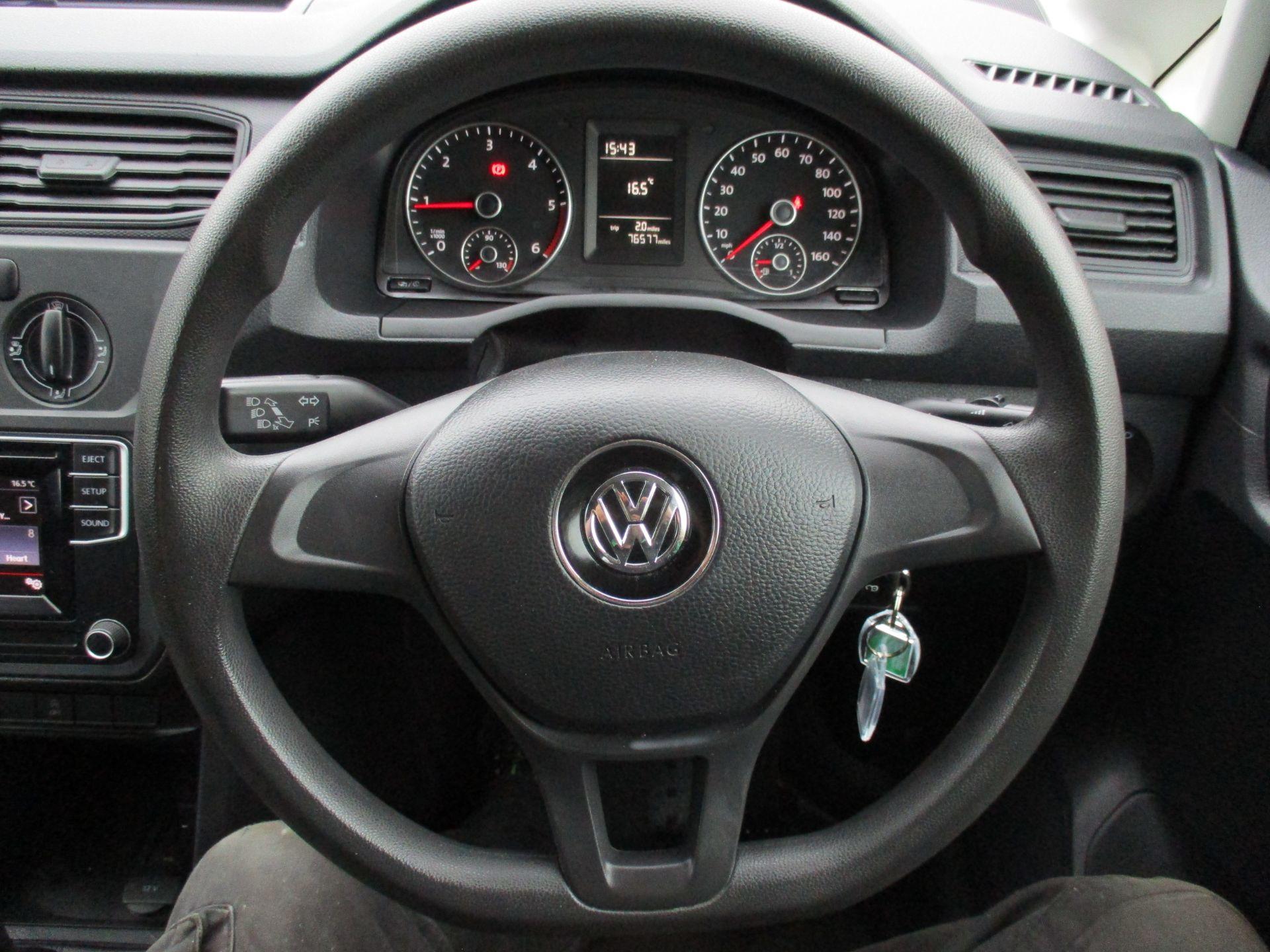 2017 Volkswagen Caddy 2.0 Tdi Bluemotion Tech 102Ps Startline Van (GD17EUO) Image 15