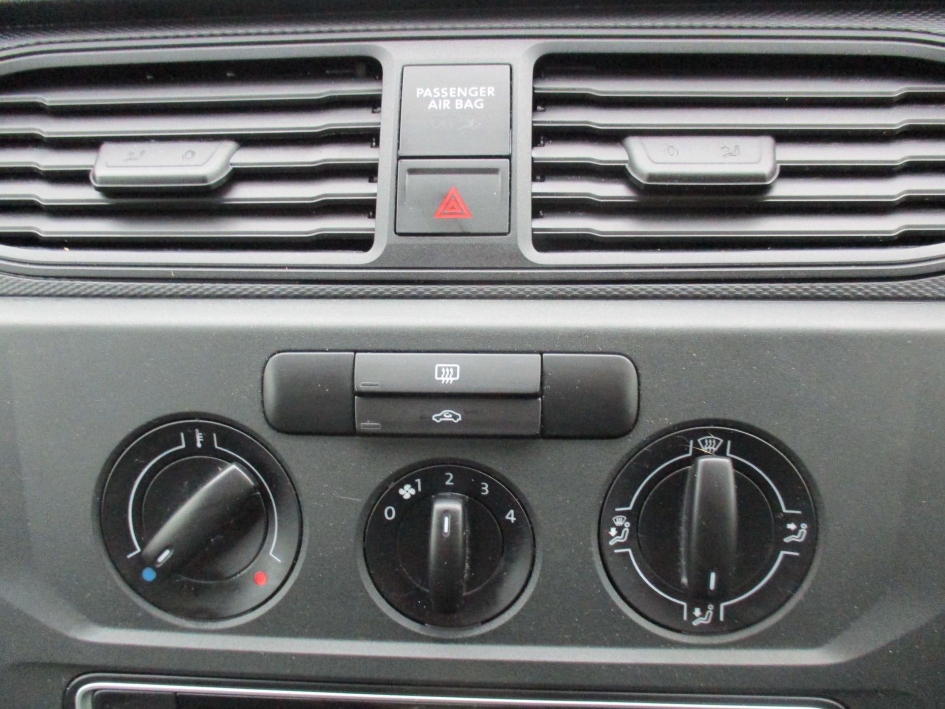 2017 Volkswagen Caddy 2.0 Tdi Bluemotion Tech 102Ps Startline Van (GD17EUO) Image 20