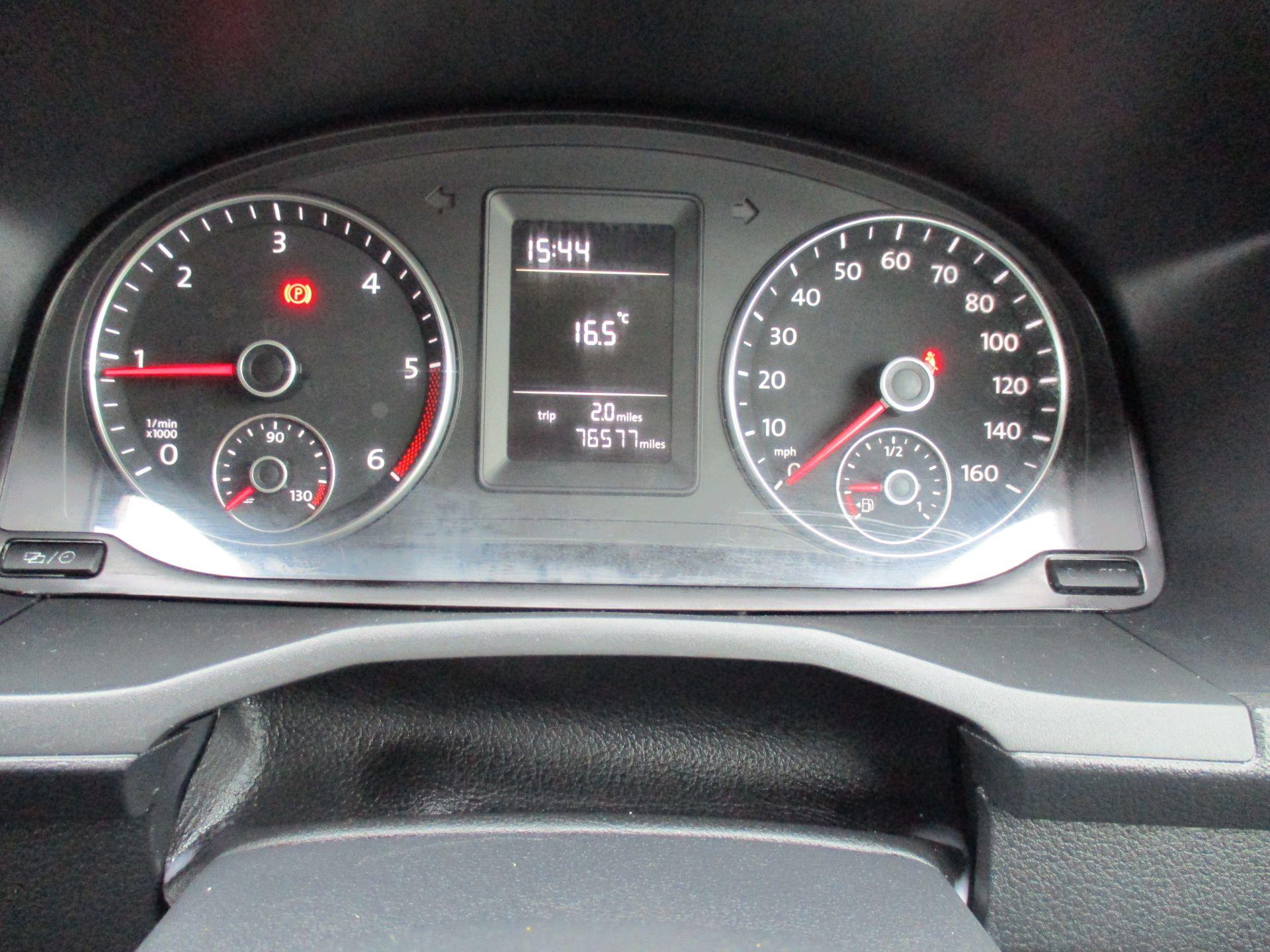 2017 Volkswagen Caddy 2.0 Tdi Bluemotion Tech 102Ps Startline Van (GD17EUO) Image 16