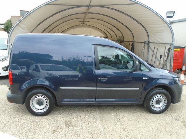 2017 Volkswagen Caddy 2.0 Tdi Bluemotion Tech 102Ps Startline Van (GD17EUT) Image 8