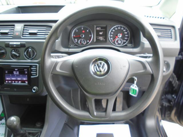 2017 Volkswagen Caddy 2.0 Tdi Bluemotion Tech 102Ps Startline Van (GD17EUT) Image 16