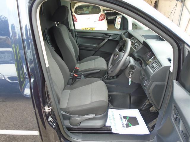 2017 Volkswagen Caddy 2.0 Tdi Bluemotion Tech 102Ps Startline Van (GD17EUT) Image 14