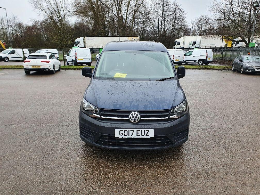 2017 Volkswagen Caddy 2.0 Tdi Bluemotion Tech 102Ps Startline Van (GD17EUZ) Image 2