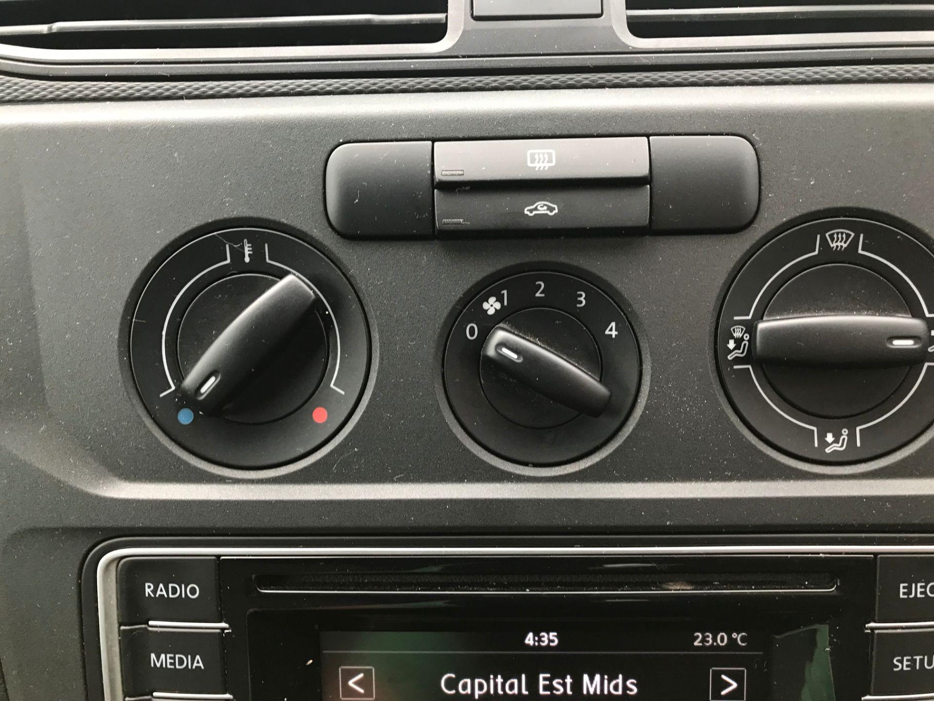 2017 Volkswagen Caddy 2.0 Tdi Bluemotion Tech 102Ps Startline Van Euro 6 (GD17EVJ) Image 31