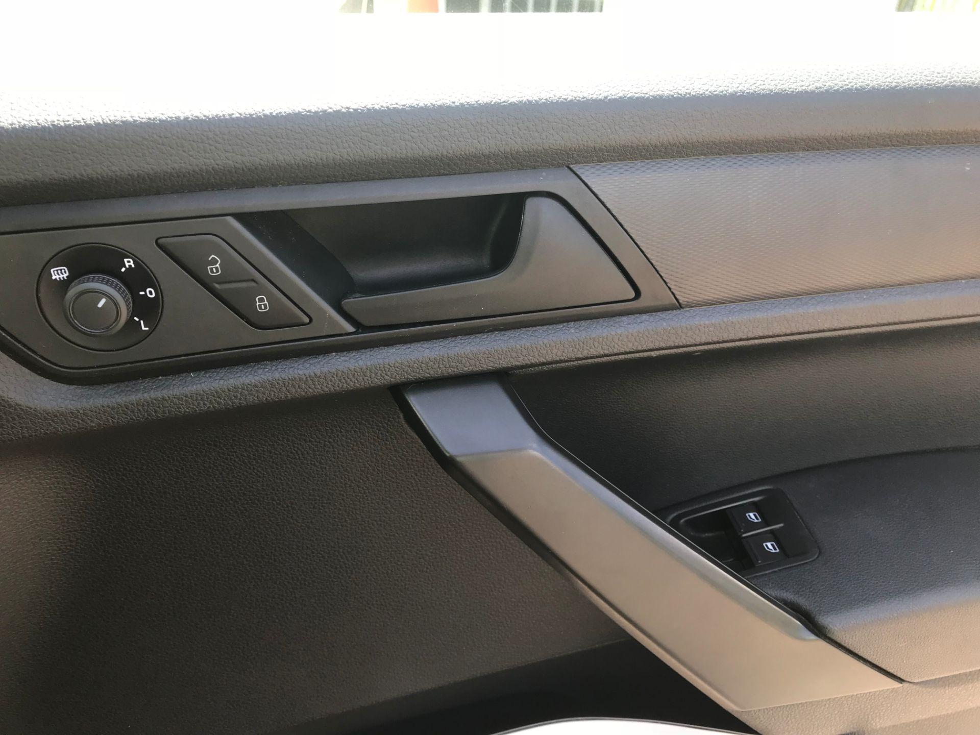 2017 Volkswagen Caddy 2.0 Tdi Bluemotion Tech 102Ps Startline Van Euro 6 (GD17EVJ) Image 18