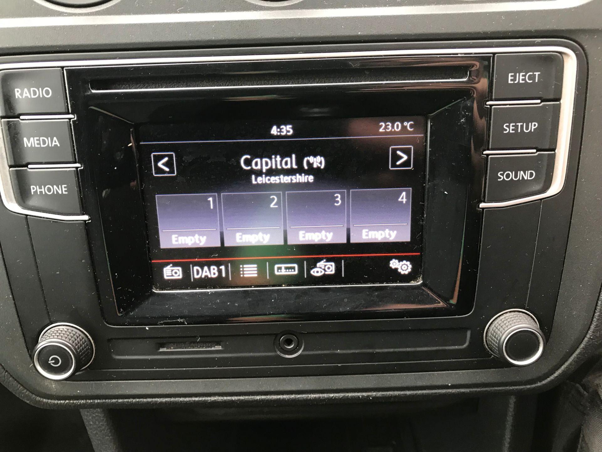 2017 Volkswagen Caddy 2.0 Tdi Bluemotion Tech 102Ps Startline Van Euro 6 (GD17EVJ) Image 24