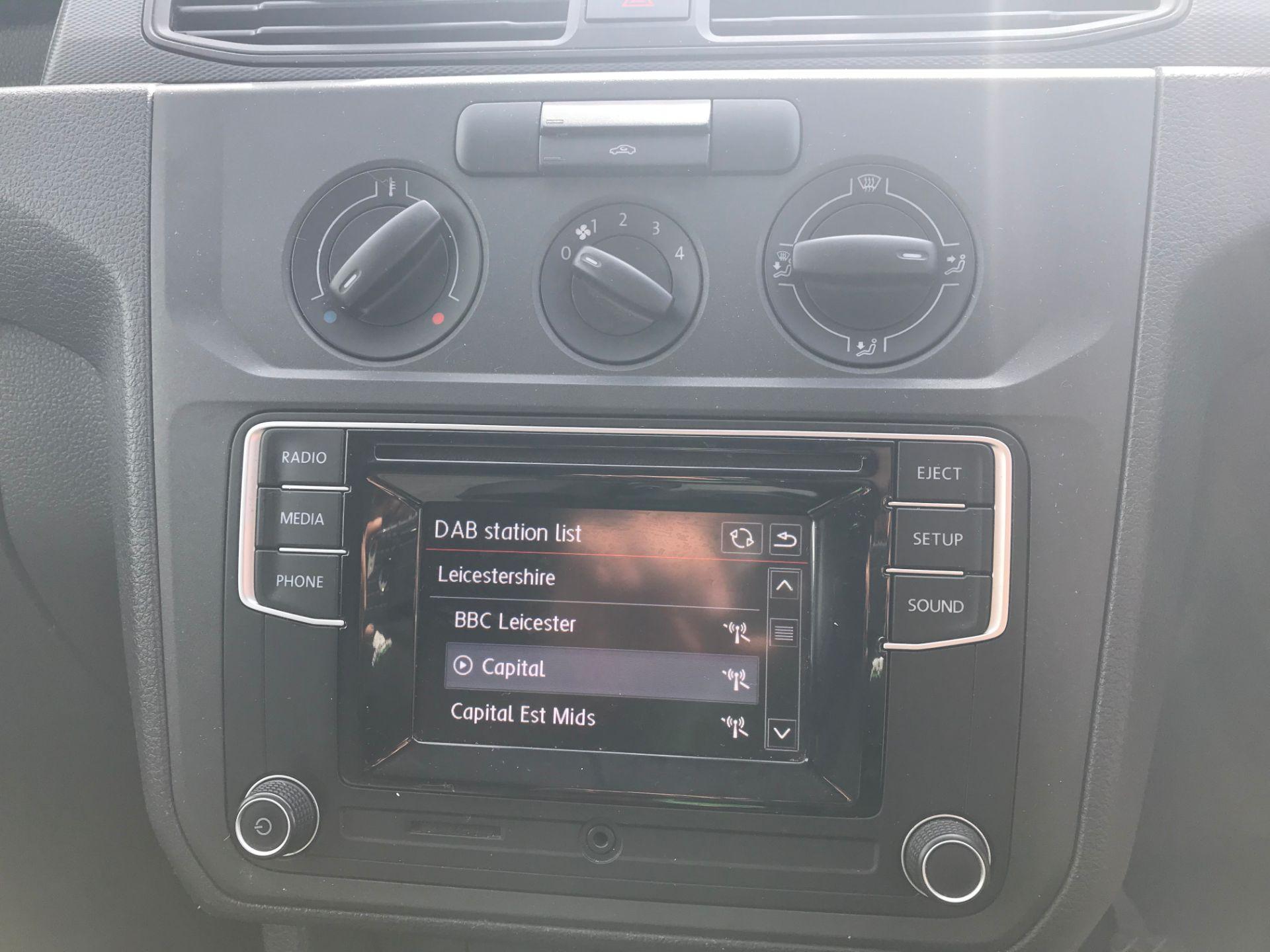 2017 Volkswagen Caddy 2.0 Tdi Bluemotion Tech 102Ps Startline Van Euro 6 (GD17EVJ) Image 13