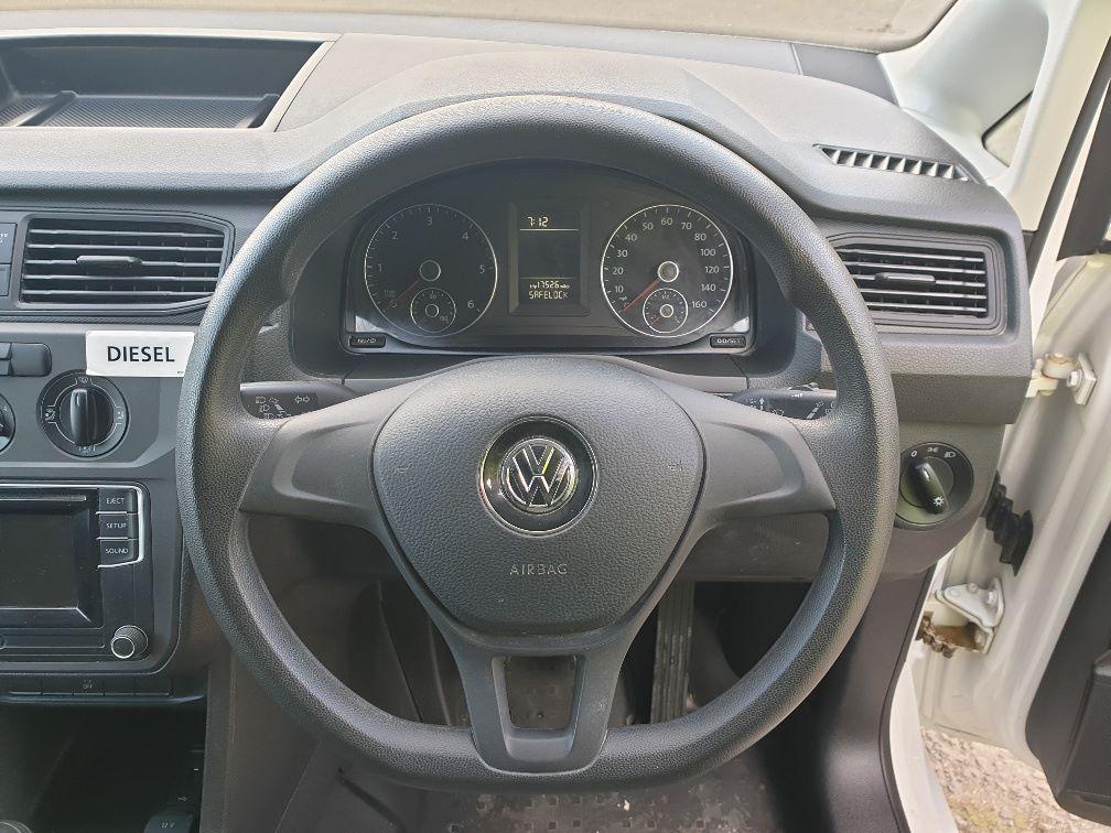 2017 Volkswagen Caddy 2.0 102PS BLUEMOTION TECH 102 STARTLINE EURO 6 (GD17VBX) Image 16