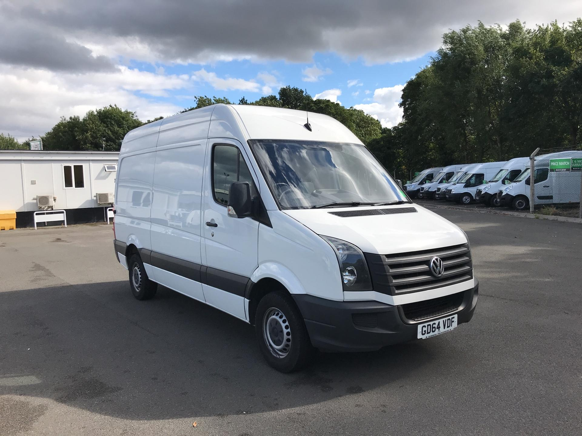 2015 Volkswagen Crafter  CR35 MWB 2.0 TDI 109PS HIGH ROOF EURO 5 *VALUE RANGE VEHICLE - CONDITION REFLECTED IN PRICE* (GD64VDF)