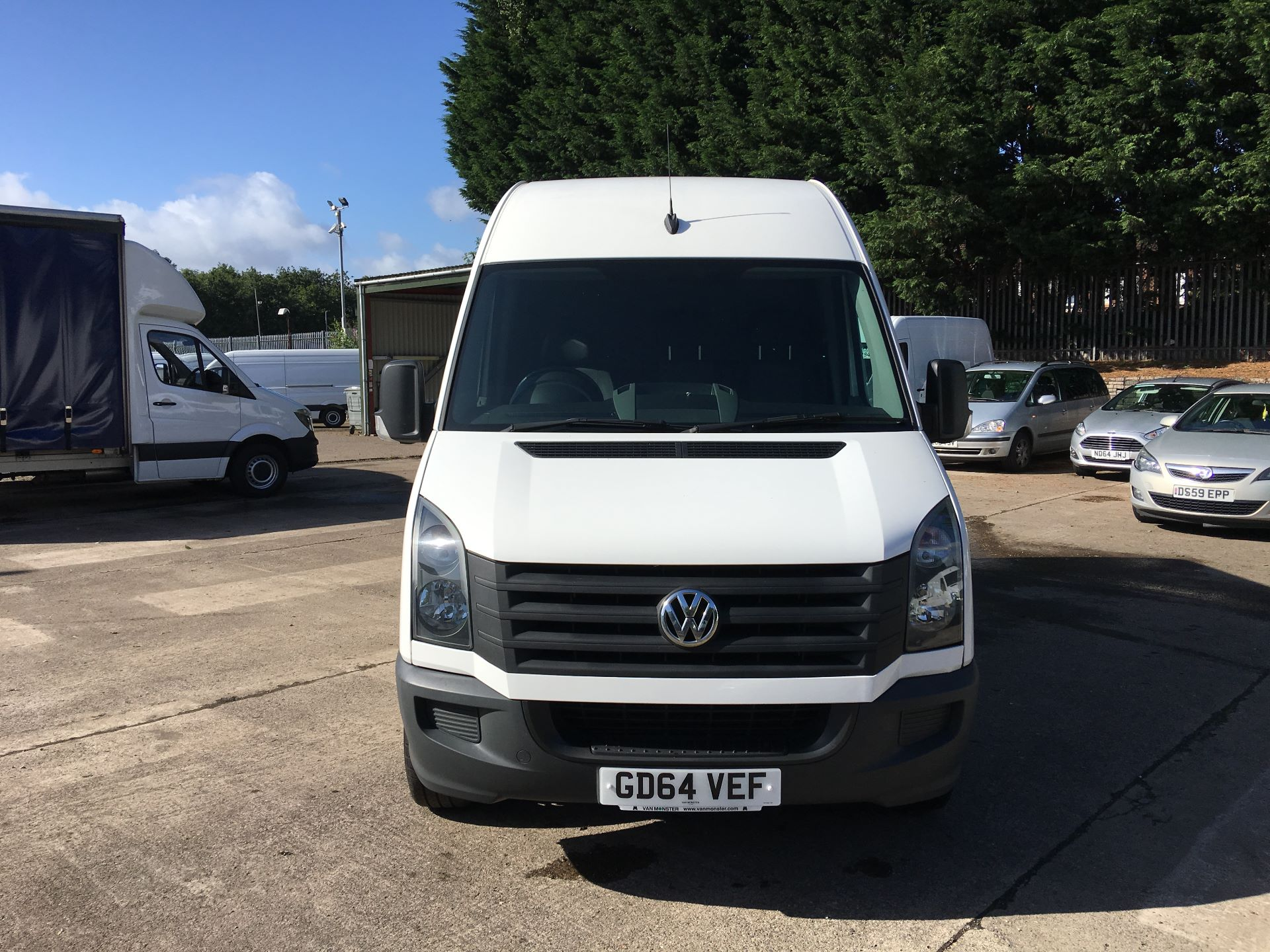 2015 Volkswagen Crafter CR35 MWB 2.0 TDI 109PS HIGH ROOF EURO 5 (GD64VEF) Image 16