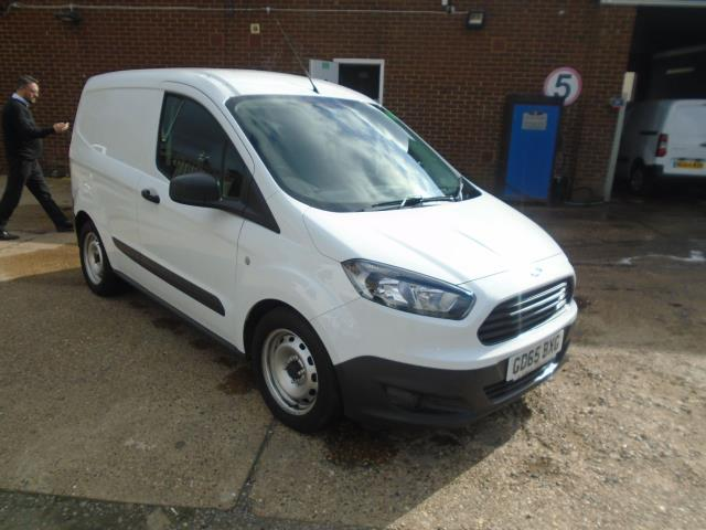 2015 Ford Transit Courier 1.5 Tdci Van (GD65BXG)