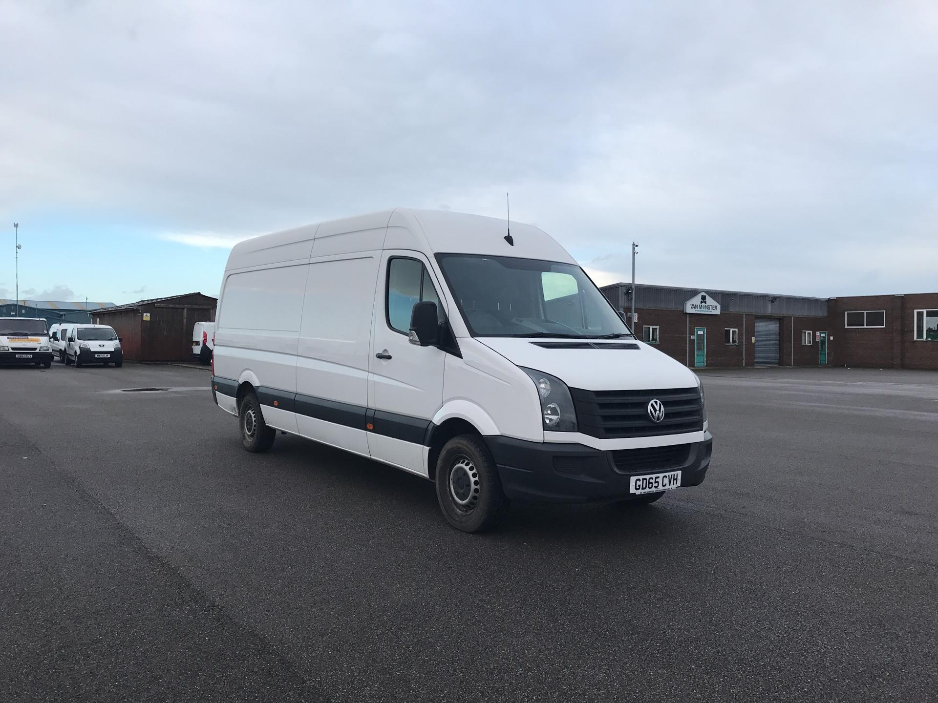 2015 Volkswagen Crafter CR35 L3 H3 2.0 TDI 136PS EURO 5 (GD65CVH)