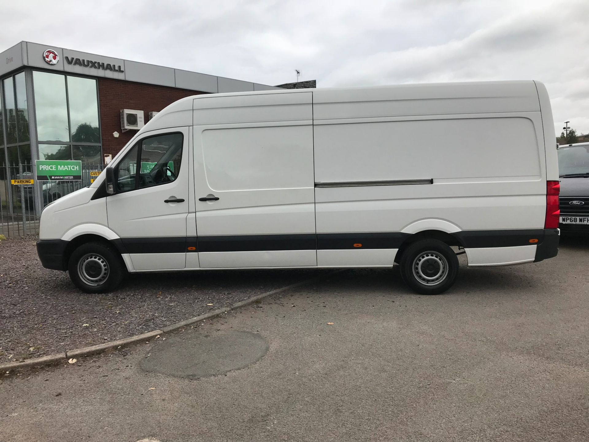 2015 Volkswagen Crafter CR35 LWB 2.0 TDI 136PS HIGH ROOF EURO 5 (GD65FRK) Image 7