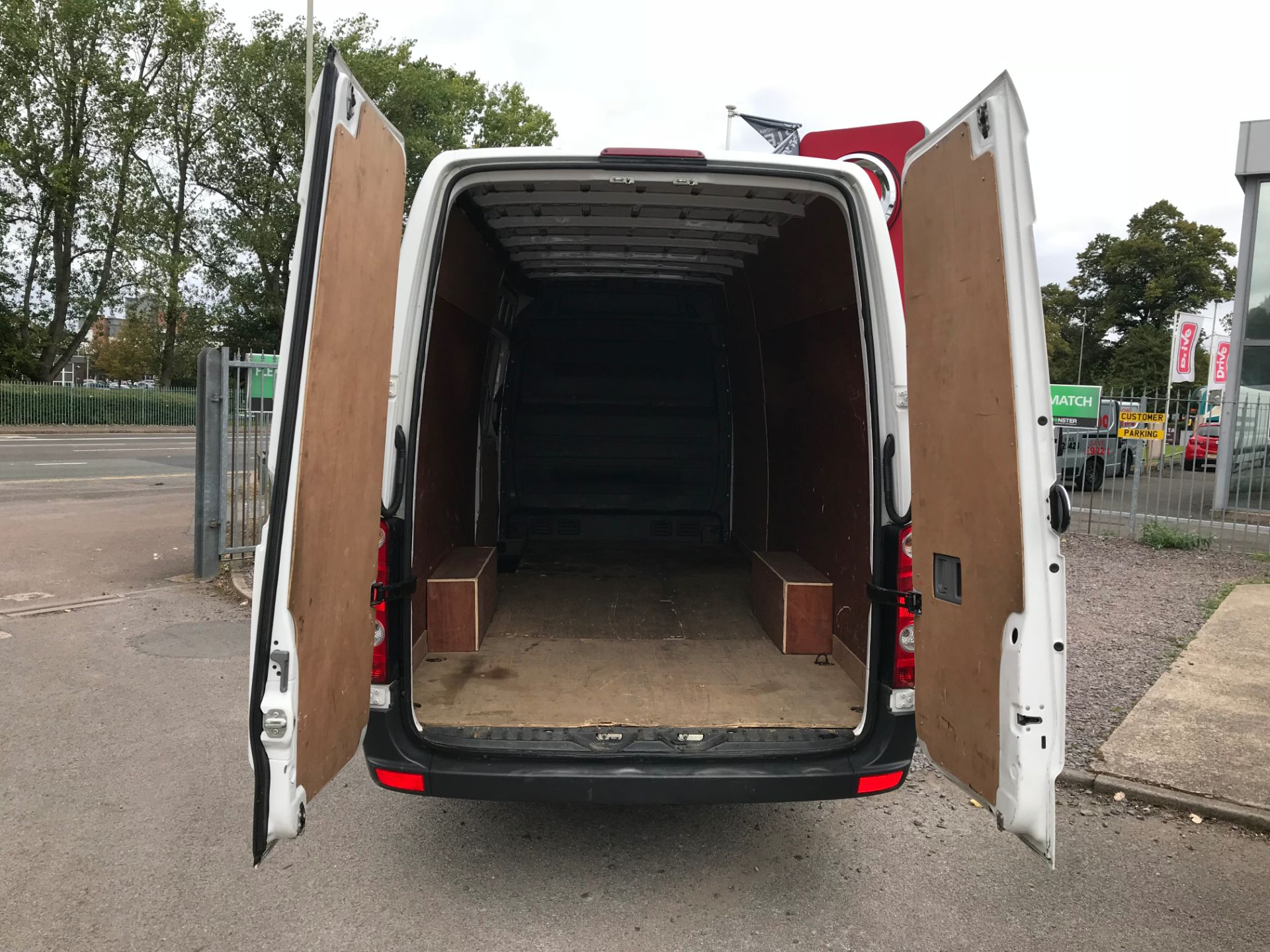 2015 Volkswagen Crafter CR35 LWB 2.0 TDI 136PS HIGH ROOF EURO 5 (GD65FRK) Image 5
