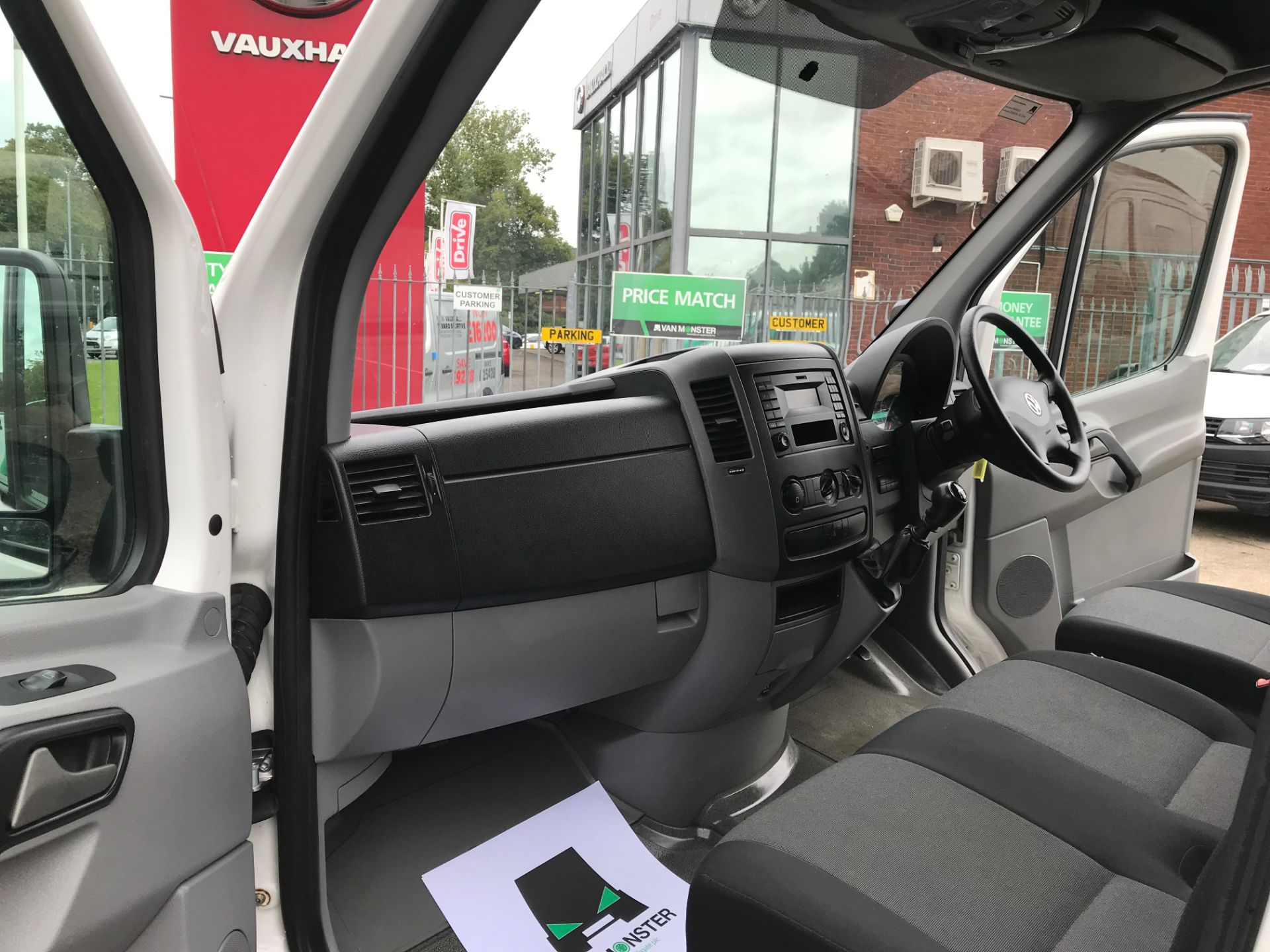 2015 Volkswagen Crafter CR35 LWB 2.0 TDI 136PS HIGH ROOF EURO 5 (GD65FRK) Image 16