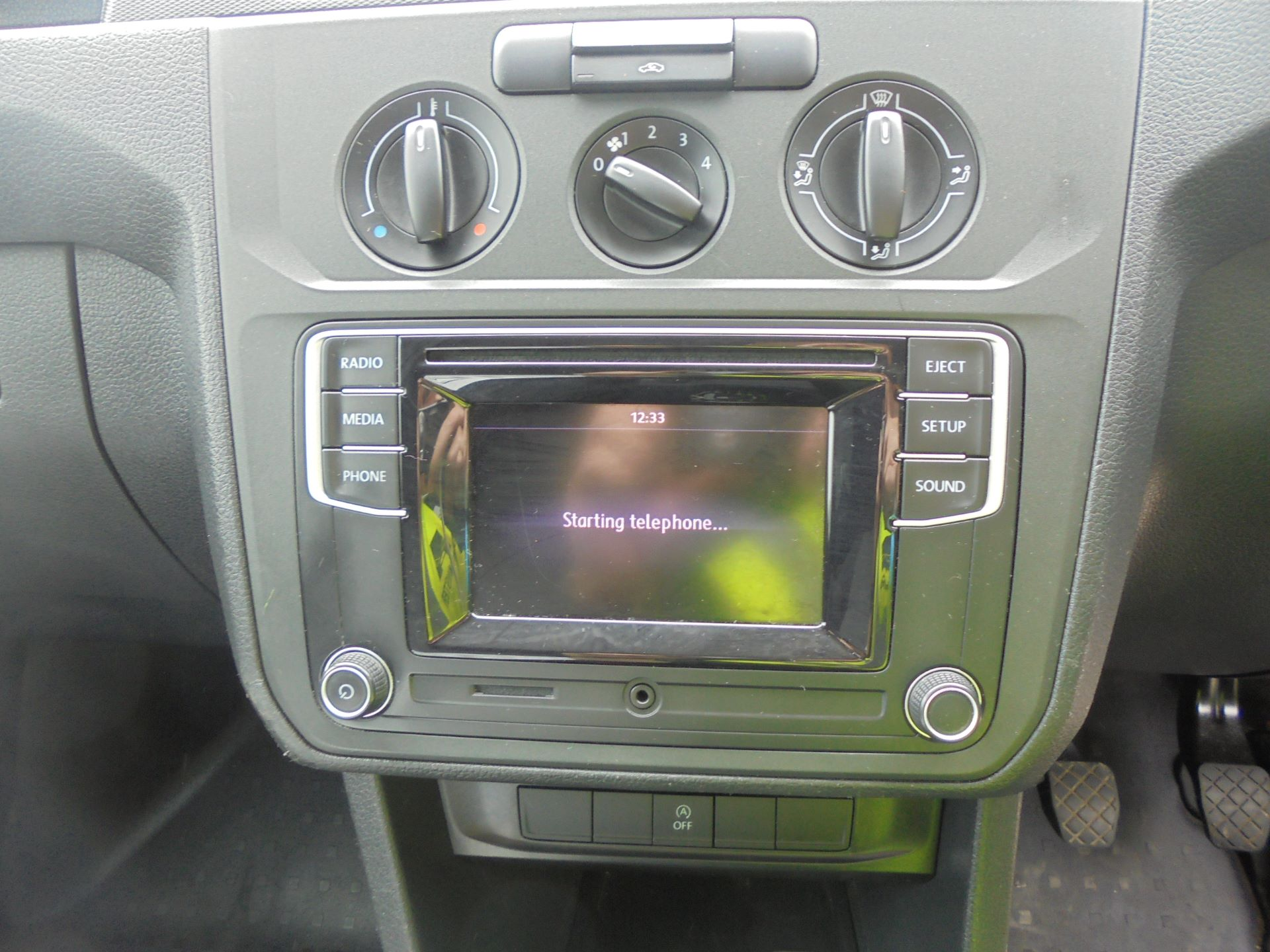2016 Volkswagen Caddy 2.0 Tdi Bluemotion Tech 102Ps Startline Van (GD66DJJ) Image 14