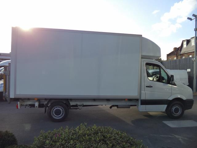 2016 Volkswagen Crafter LWB CR35 LUTON WITH TAIL LIFT 2.0TDI 136PS VAN EURO 5 (GD66KKW) Thumbnail 8