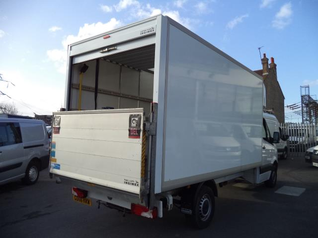 2016 Volkswagen Crafter LWB CR35 LUTON WITH TAIL LIFT 2.0TDI 136PS VAN EURO 5 (GD66KKW) Thumbnail 7