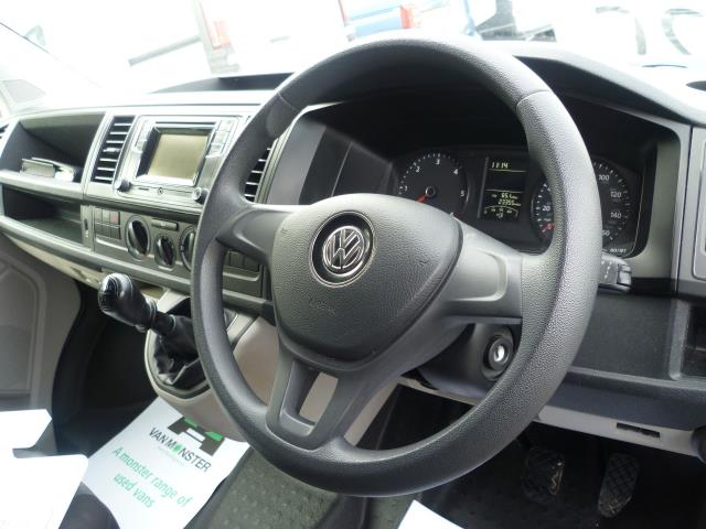 2016 Volkswagen Transporter  T28 SWB DIESEL 2.0 TDI BMT 84 STARTLINE VAN EURO 5/6 (GD66OXZ) Image 21