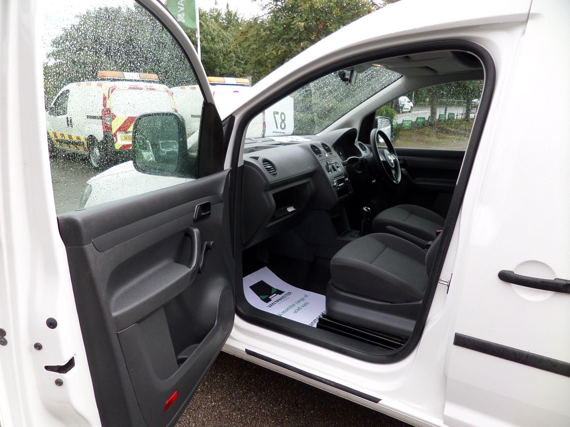 2016 Volkswagen Caddy 1.6 Tdi 102Ps Startline Van (GD66UAT) Image 7