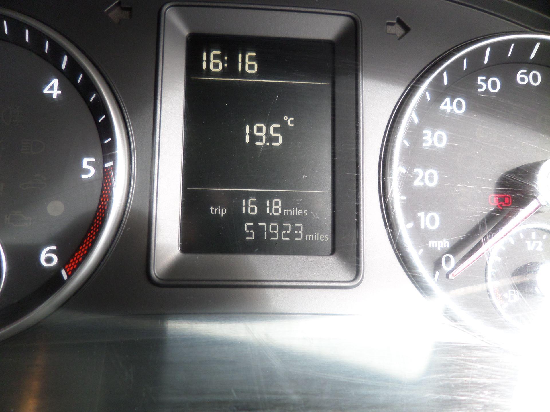 2016 Volkswagen Caddy 1.6 Tdi 102Ps Startline Van (GD66UAT) Image 11