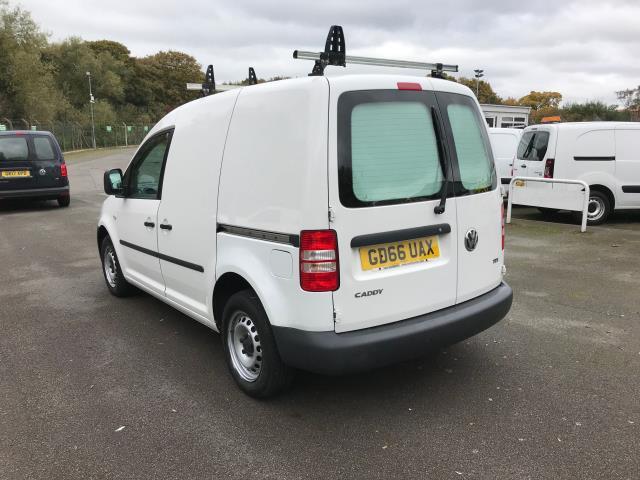2016 Volkswagen Caddy  1.6 102PS STARTLINE EURO 6 (GD66UAX) Image 6