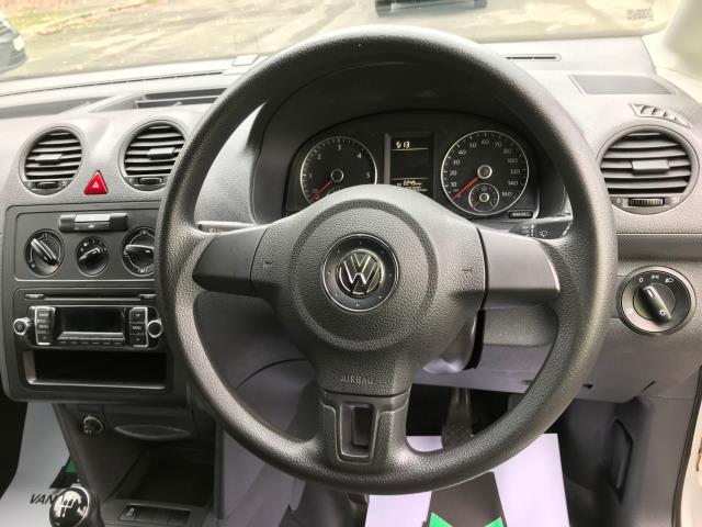 2016 Volkswagen Caddy  1.6 102PS STARTLINE EURO 6 (GD66UAX) Image 19