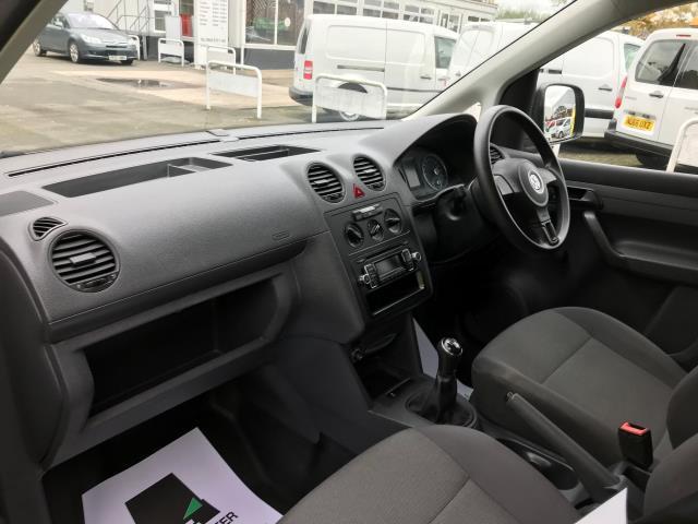 2016 Volkswagen Caddy  1.6 102PS STARTLINE EURO 6 (GD66UAX) Image 17