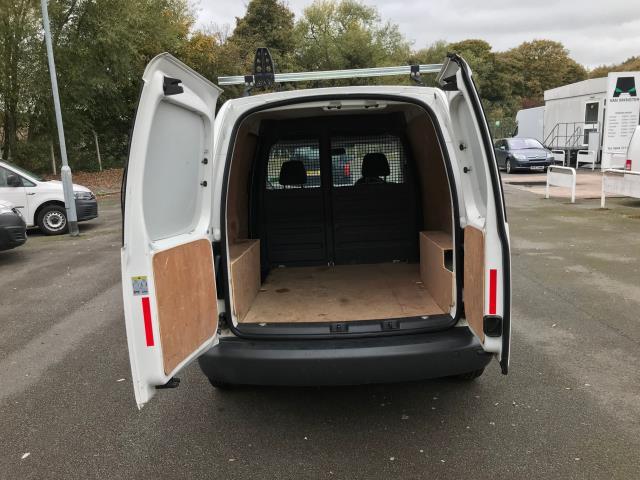 2016 Volkswagen Caddy  1.6 102PS STARTLINE EURO 6 (GD66UAX) Image 8