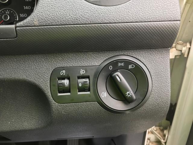 2016 Volkswagen Caddy  1.6 102PS STARTLINE EURO 6 (GD66UAX) Image 25