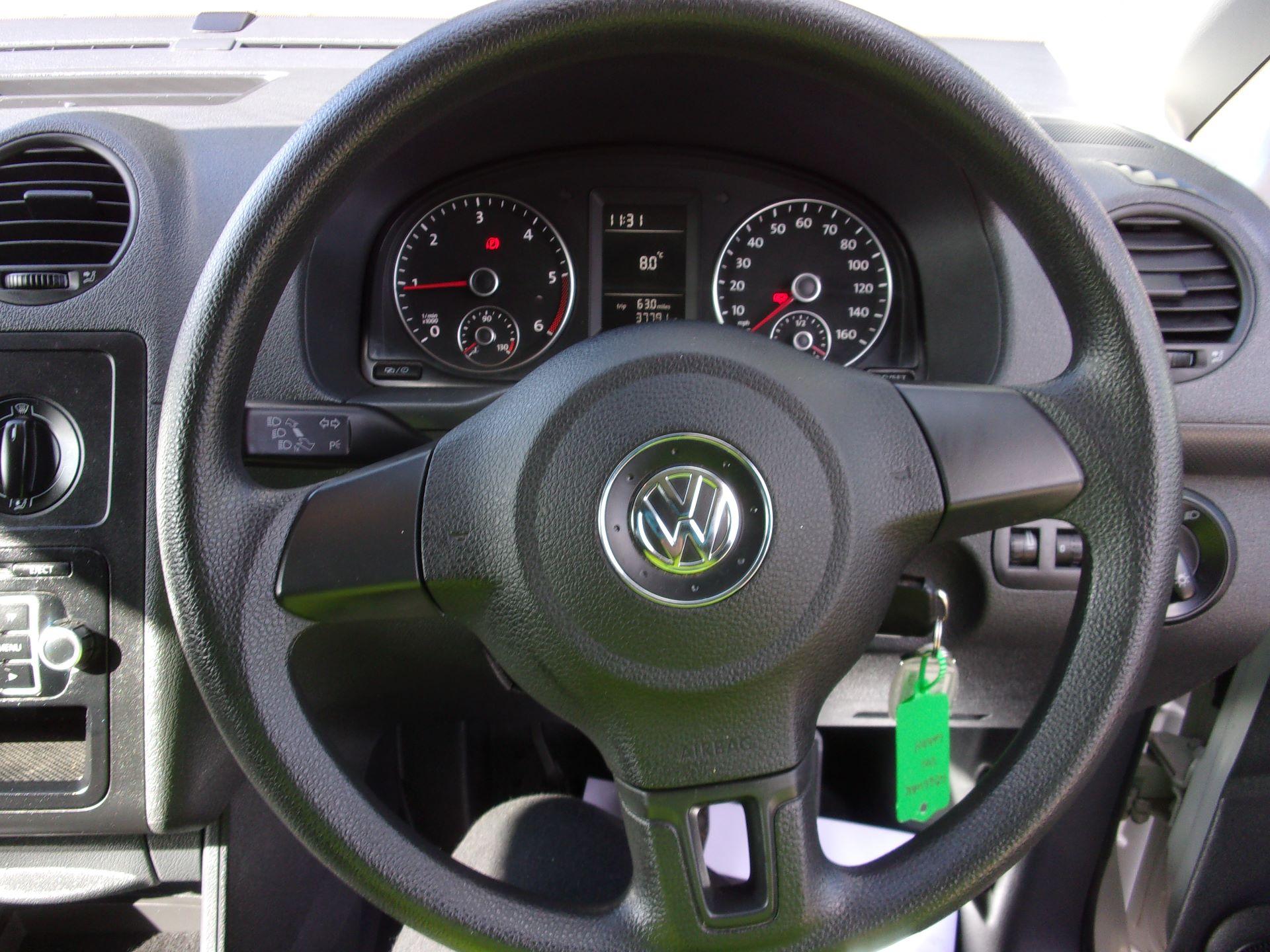 2016 Volkswagen Caddy C20 1.6 TDI 102PS STARTLINE VAN (GD66UBK) Image 5