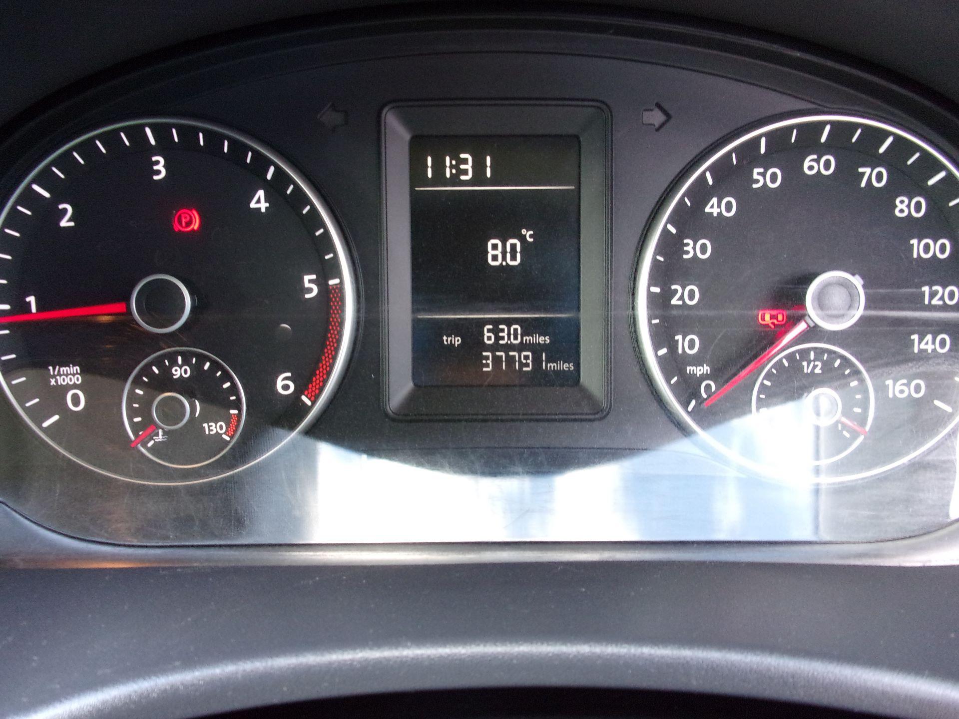 2016 Volkswagen Caddy C20 1.6 TDI 102PS STARTLINE VAN (GD66UBK) Image 6