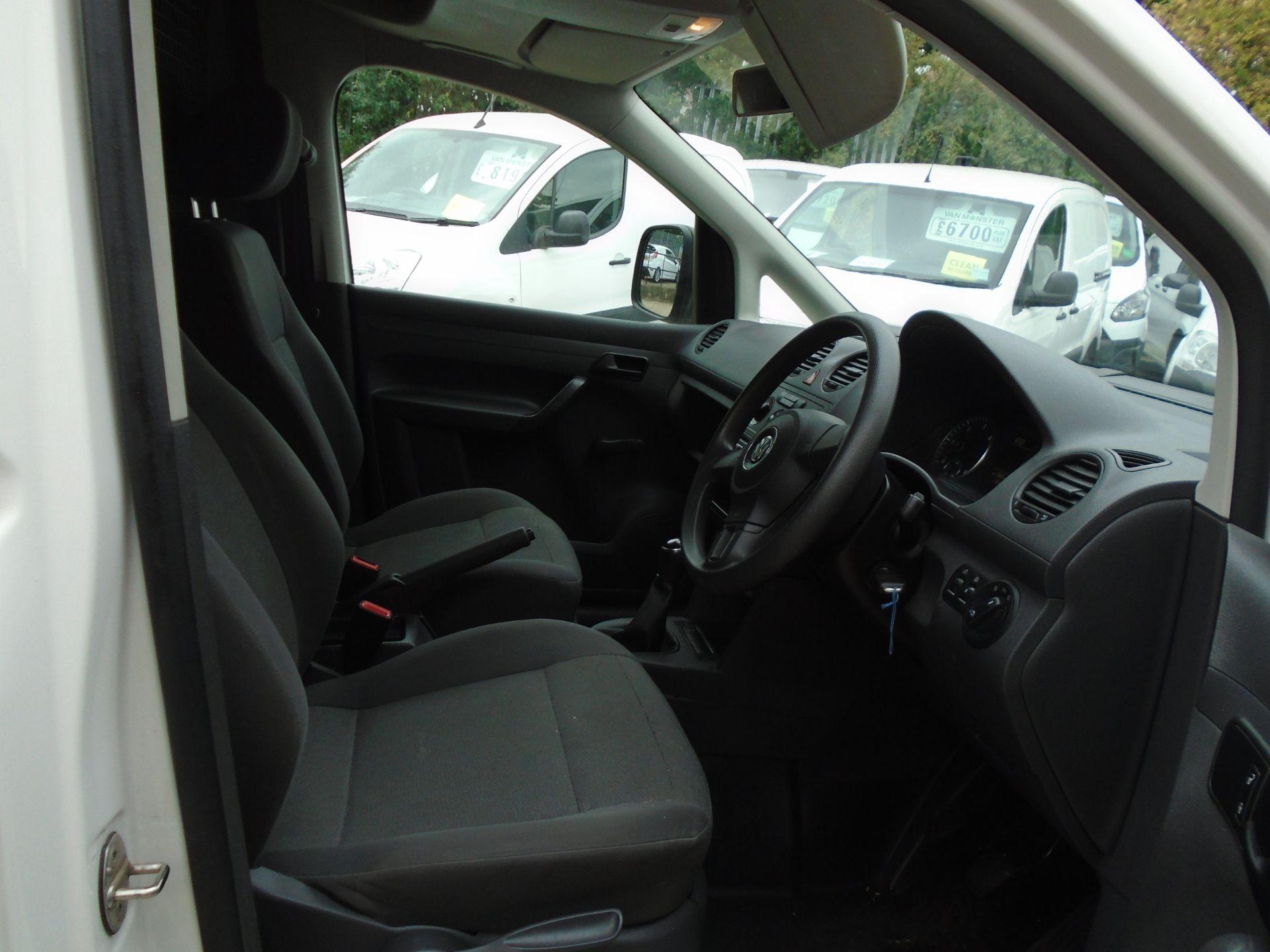 2016 Volkswagen Caddy 1.6 Tdi 102Ps Startline Van (GD66UBZ) Image 40
