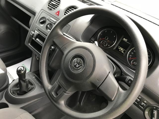 2016 Volkswagen Caddy 1.6 Tdi 102Ps Startline Van (GD66UBZ) Image 22