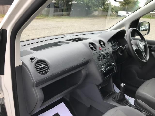 2016 Volkswagen Caddy 1.6 Tdi 102Ps Startline Van (GD66UBZ) Image 16