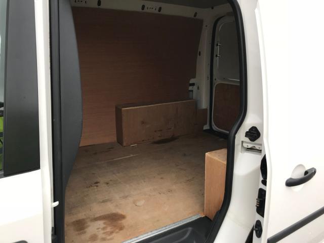 2016 Volkswagen Caddy 1.6 Tdi 102Ps Startline Van (GD66UBZ) Image 10