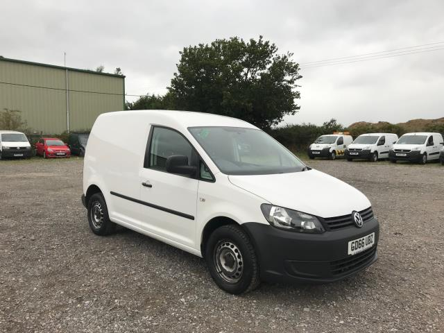 2016 Volkswagen Caddy 1.6 Tdi 102Ps Startline Van
