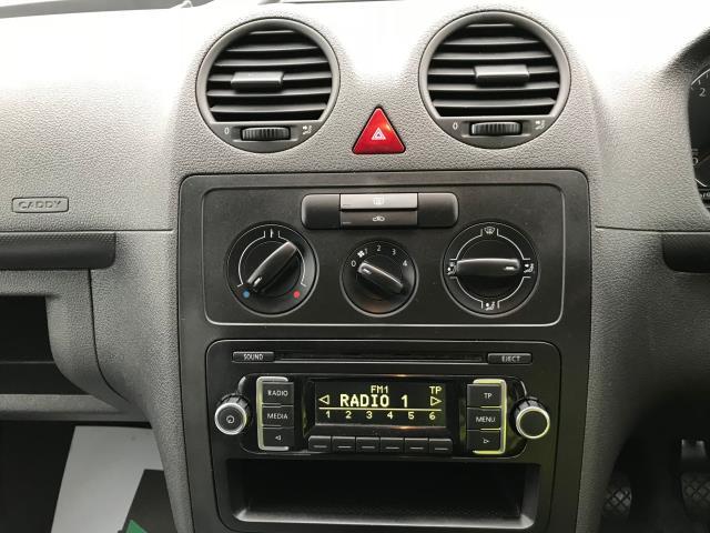 2016 Volkswagen Caddy 1.6 Tdi 102Ps Startline Van (GD66UBZ) Image 24