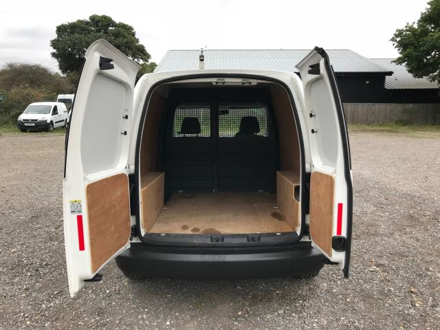 2016 Volkswagen Caddy 1.6 Tdi 102Ps Startline Van (GD66UBZ) Image 11
