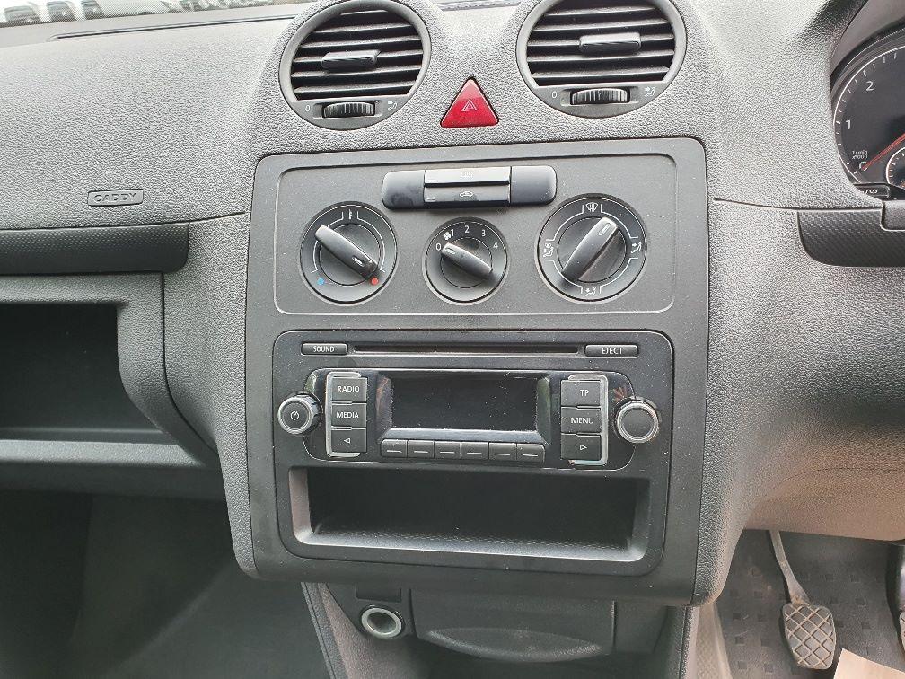 2016 Volkswagen Caddy C20 1.6 Tdi 102Ps Startline Van (GD66UCG) Image 7