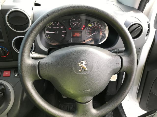 2016 Volkswagen Caddy 2.0TDI BLUEMOTION TECH 102PS STARTLINE EURO 6 (GD66UCG) Image 5
