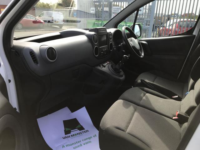 2016 Volkswagen Caddy 2.0TDI BLUEMOTION TECH 102PS STARTLINE EURO 6 (GD66UCG) Image 12