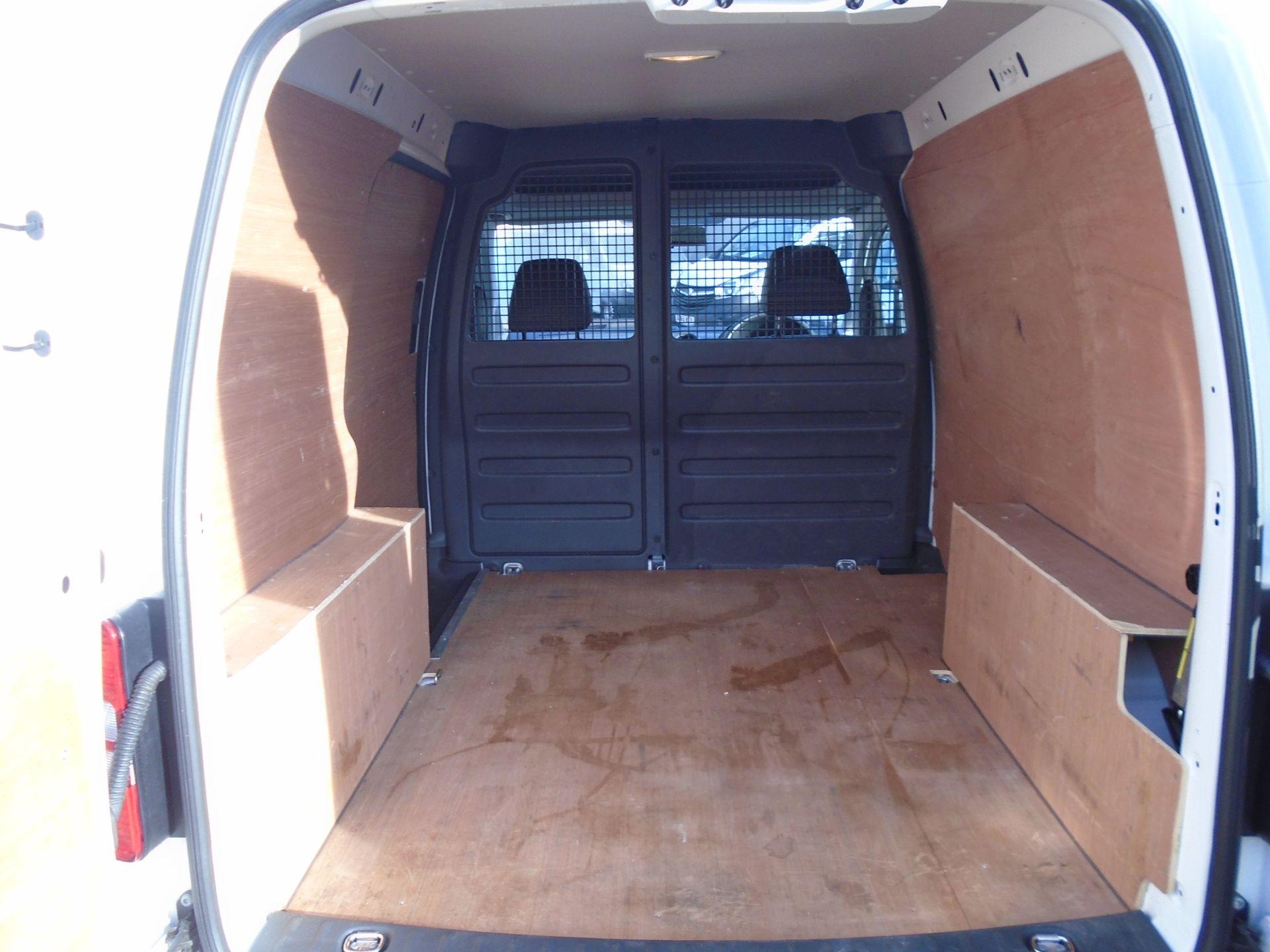 2016 Volkswagen Caddy 1.6 Tdi 102Ps Startline Van (GD66UCM) Image 10