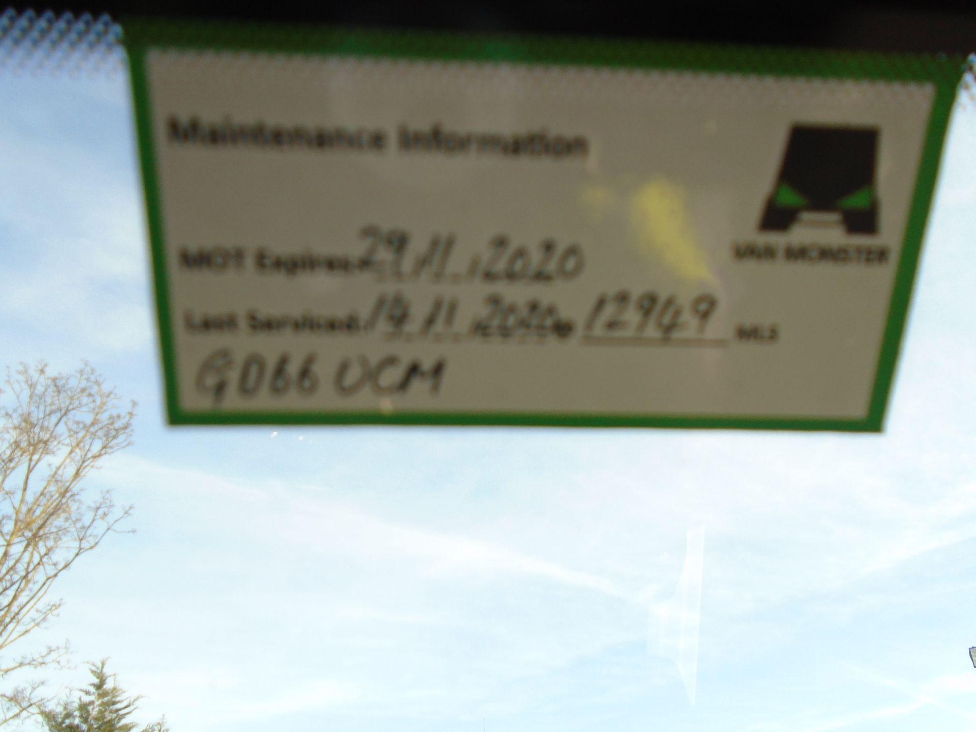 2016 Volkswagen Caddy 1.6 Tdi 102Ps Startline Van (GD66UCM) Image 23