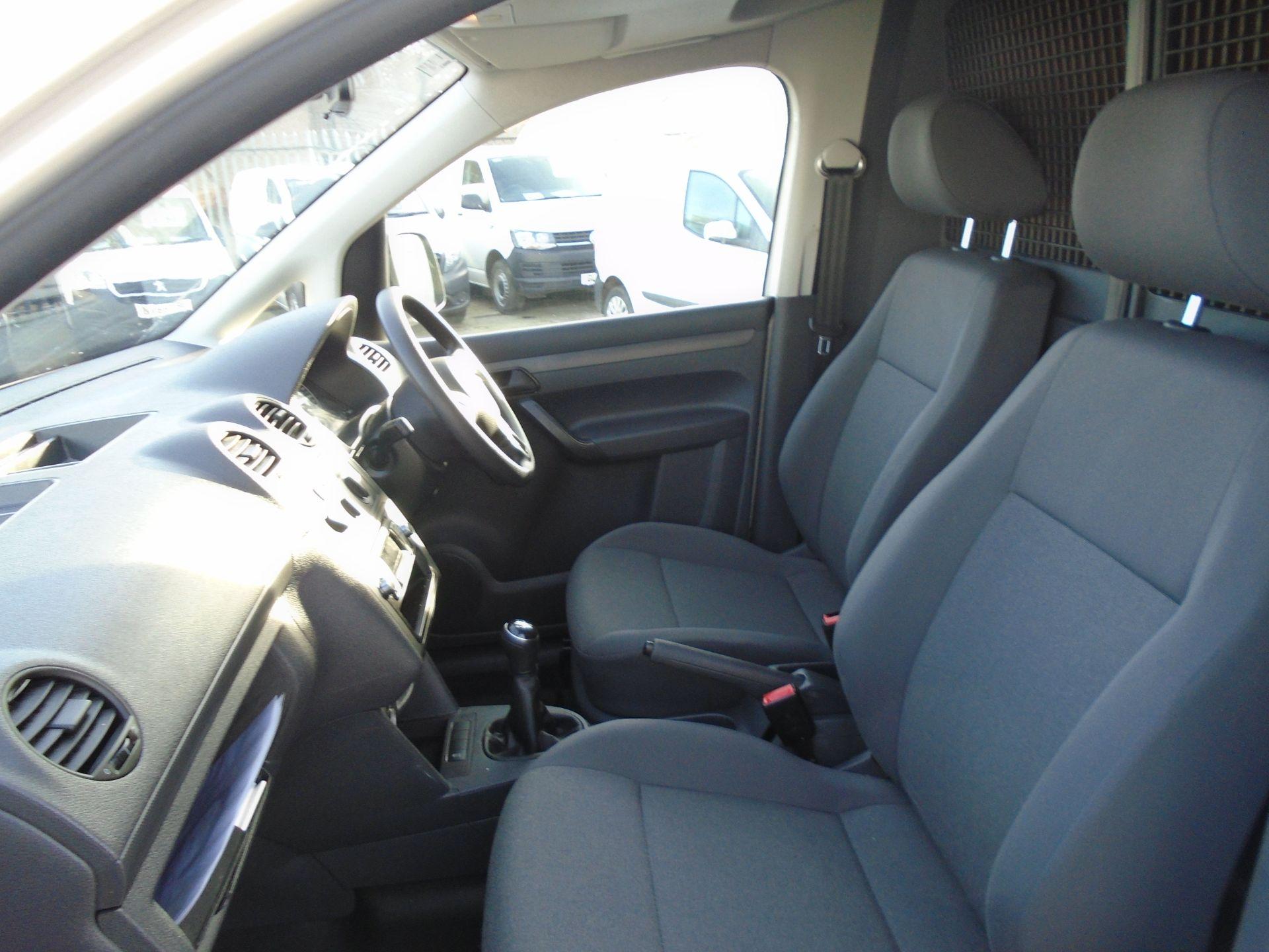 2016 Volkswagen Caddy 1.6 Tdi 102Ps Startline Van (GD66UCM) Image 14