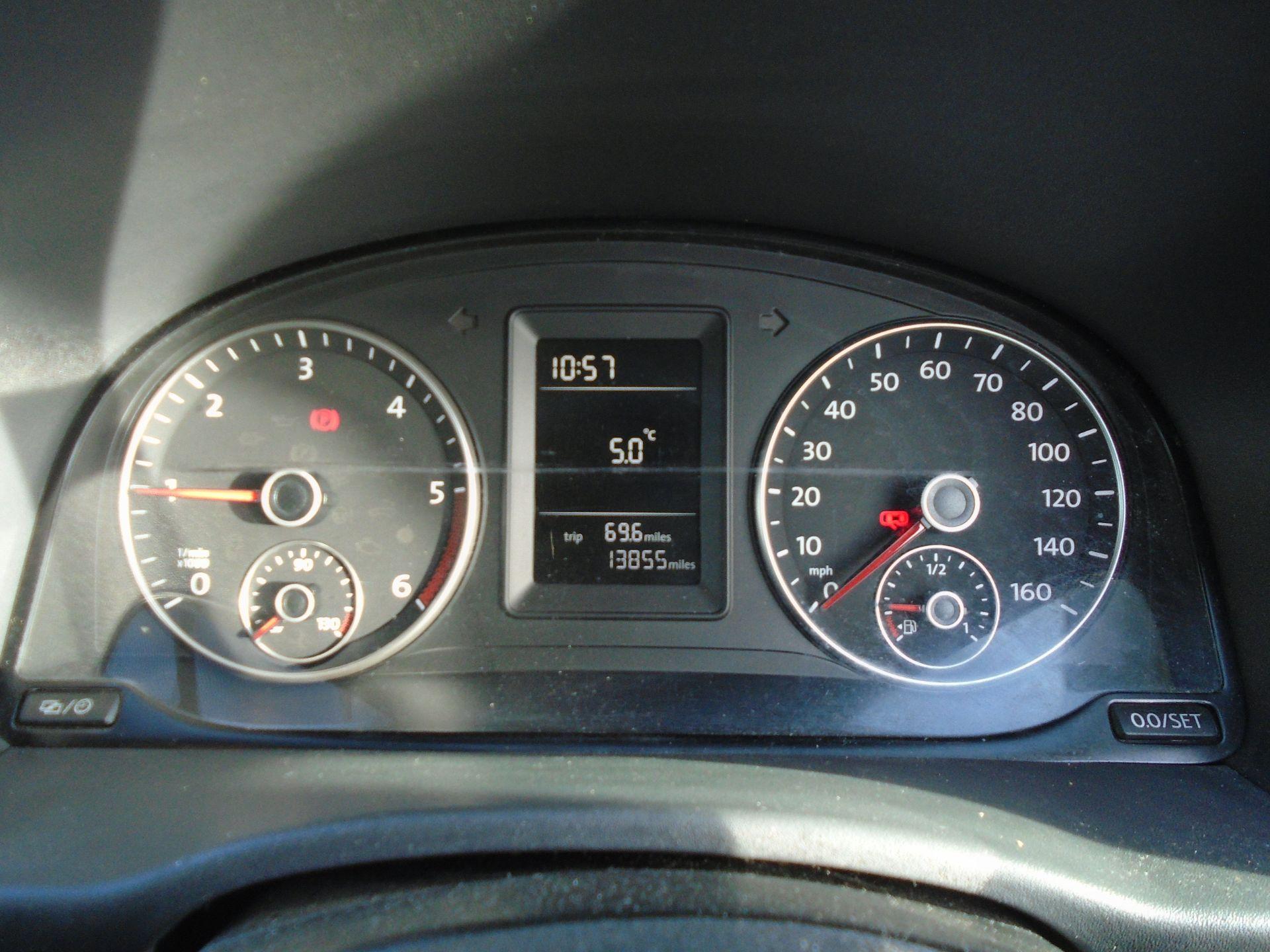 2016 Volkswagen Caddy 1.6 Tdi 102Ps Startline Van (GD66UCM) Image 18