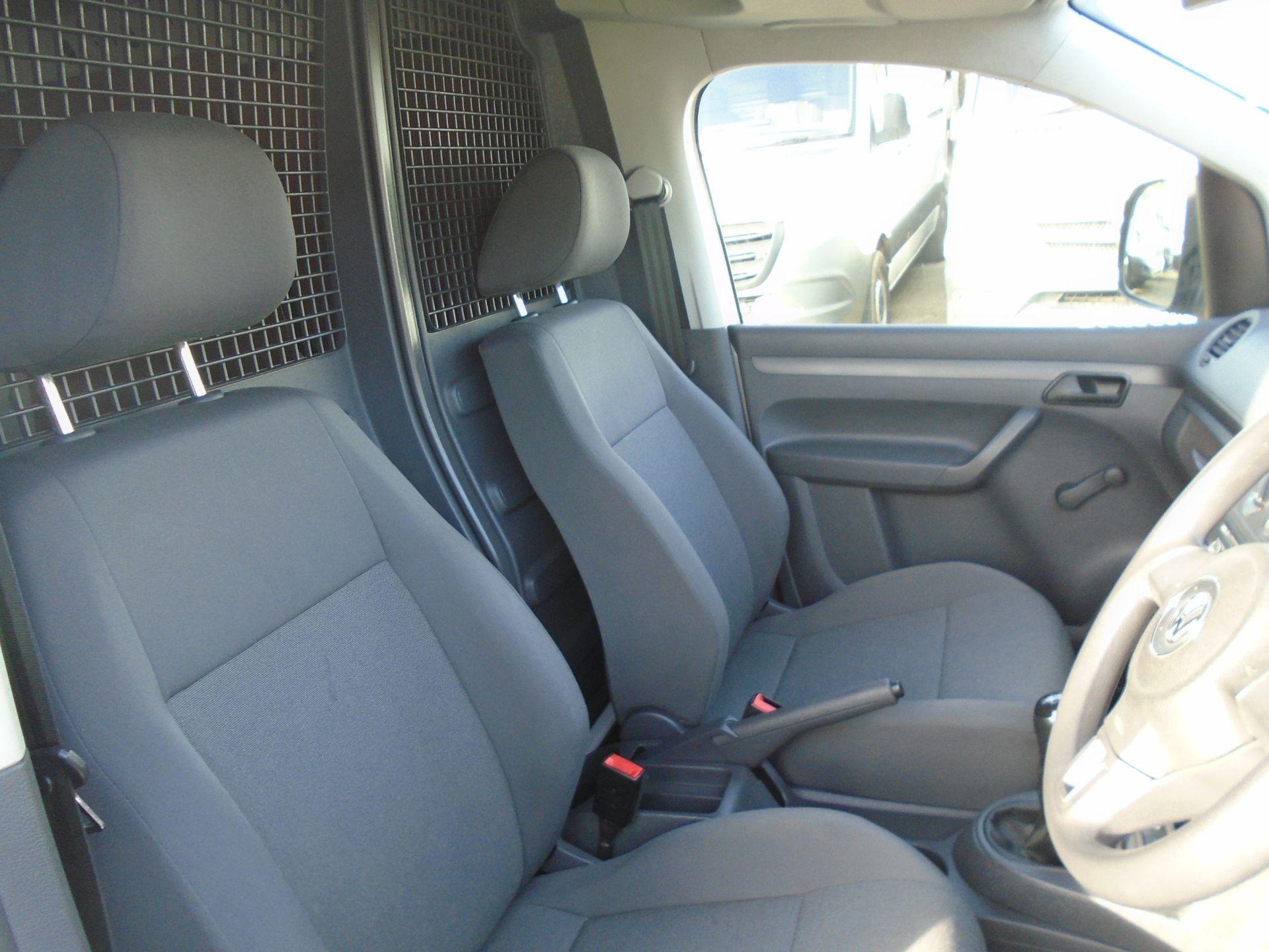 2016 Volkswagen Caddy 1.6 Tdi 102Ps Startline Van (GD66UCM) Image 16